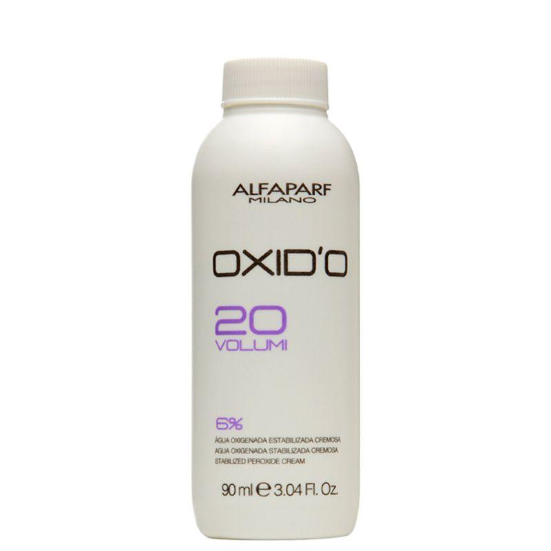 Oxidant Crema 6% - Alfaparf Milano Oxid'O 20 Volumi 6% 90 ml imagine produs