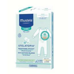 Pijamale Stelatopia pentru pielea atopică Cosmeto-textile 12-24 luni (74-86cm) Mustela