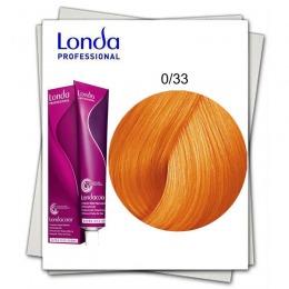 Vopsea Permanenta Mixton - Londa Professional nuanta 0/33 mix auriu intens