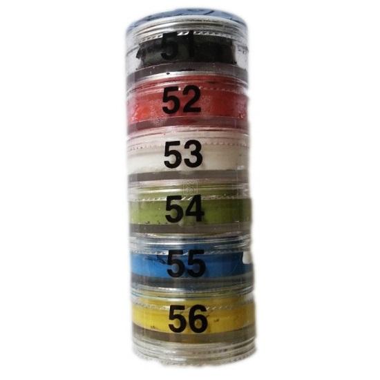 Piramida Fard Cremos tip Acuarela - Cinecitta PhitoMake-up Professional Piramide Idro Color nr 51 - 56