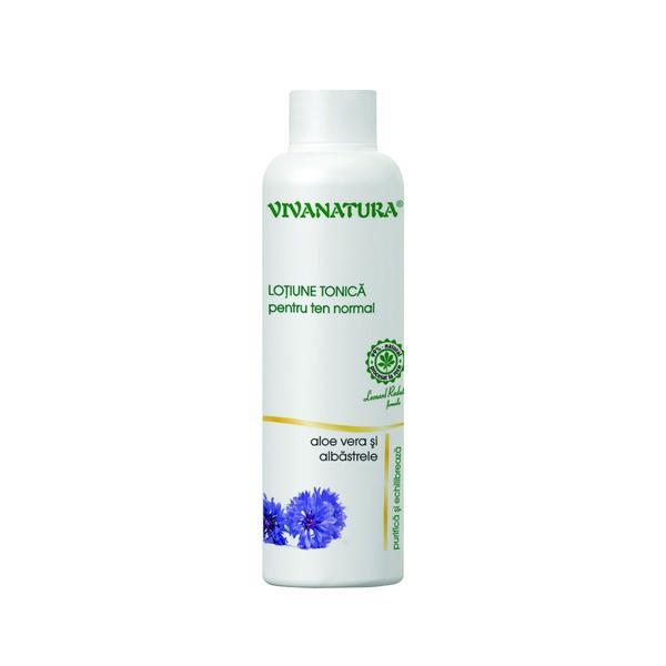 Lotiune Tonica pentru Ten Normal Vivanatura, 150 ml imagine produs