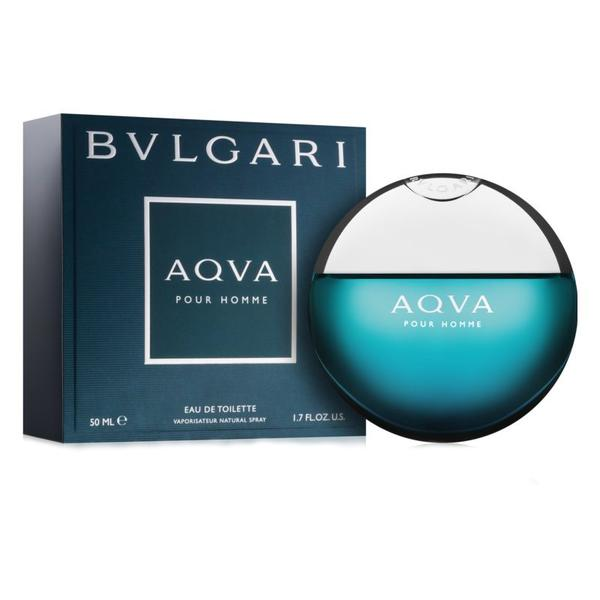 Apa de Toaleta Bvlgari Aqva Marine, Barbati, 50 ml poza