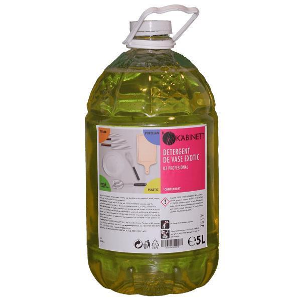Detergent de vase Kabinett 5 L esteto.ro