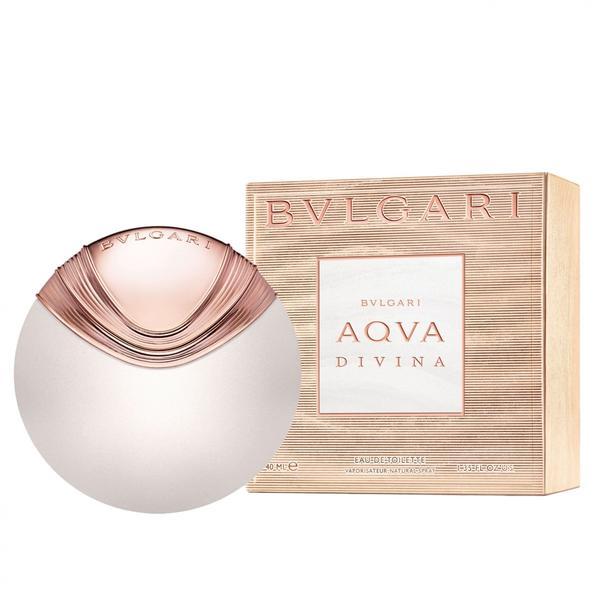 Apa de Toaleta Bvlgari Aqva Divina, Femei, 40 ml imagine produs