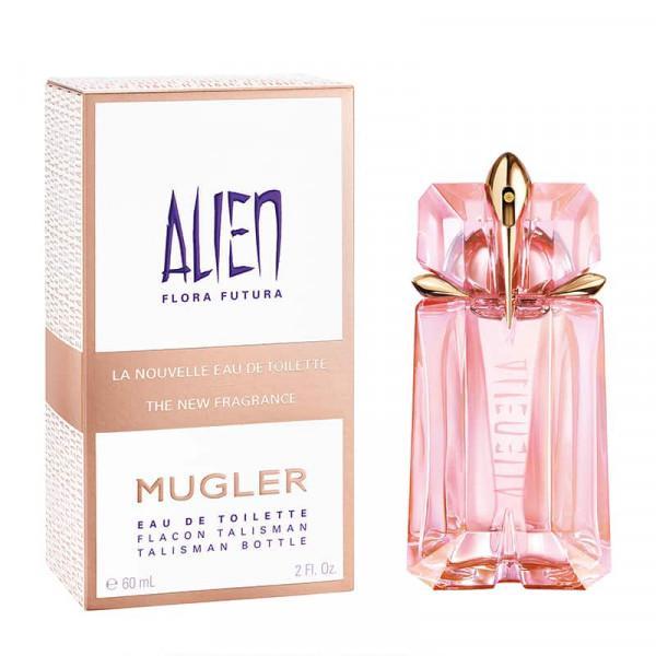 Apa de Toaleta Thierry Mugler Alien Flora Futura, Femei, 60 ml imagine produs