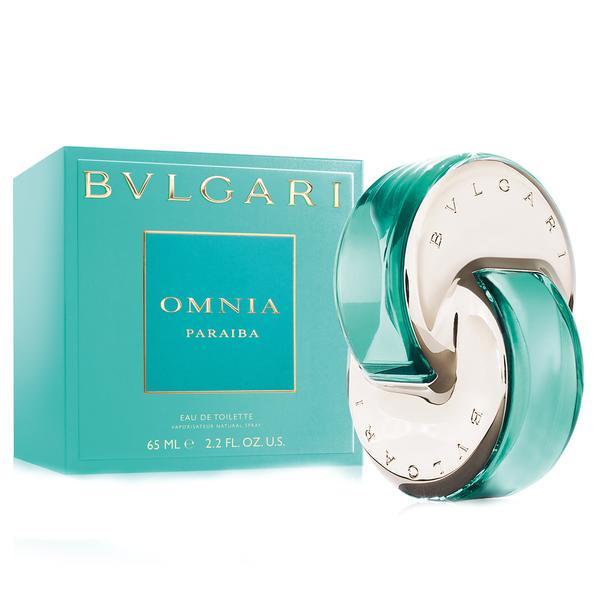 Apa de Toaleta Bvlgari Omnia Paraiba, Femei, 65 ml imagine produs