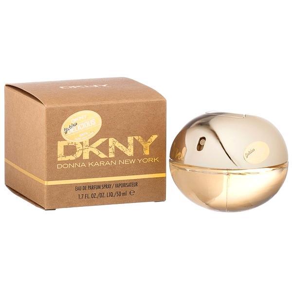 Apa de Parfum DKNY Golden Delicious, Femei, 50ml imagine produs