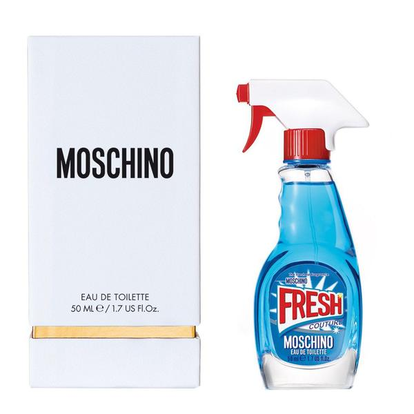 Apa de Toaleta Moschino Fresh Couture, Femei, 50 ml