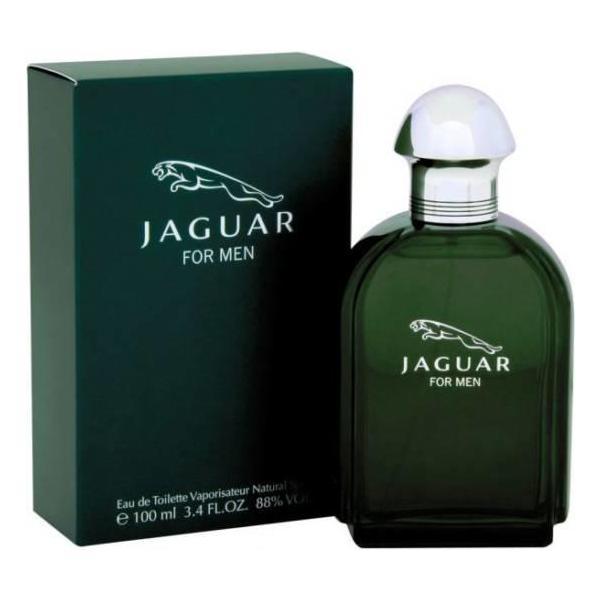 Apa de Toaleta Jaguar For Men, Barbati, 100 ml imagine produs