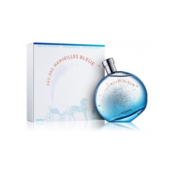 Apa de Toaleta Hermes Eau Des Merveilles Bleue, Femei, 100 ml imagine produs