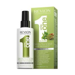 Tratament Pentru Par – Revlon Professional Uniq One Green Tea Scent Hair Treatment, 150 ml de la esteto.ro