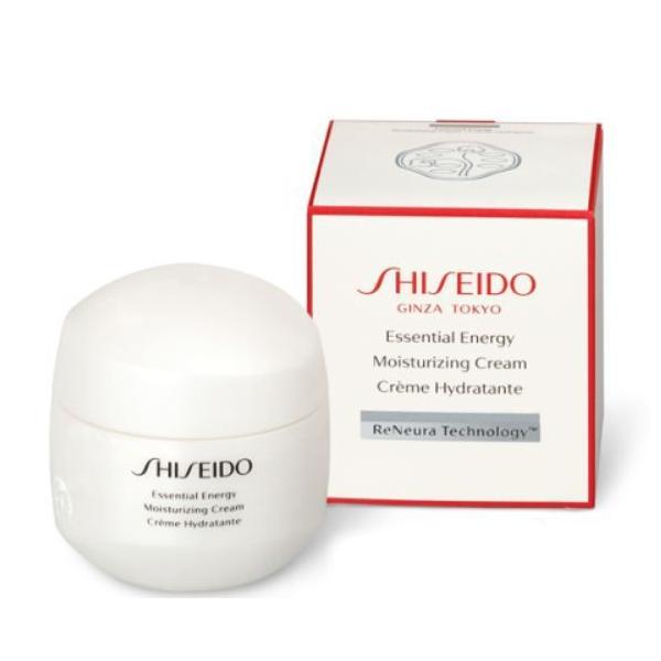 Crema Hidratanta - Shiseido Esential Energy Moisturizing Cream, 50 ml imagine produs