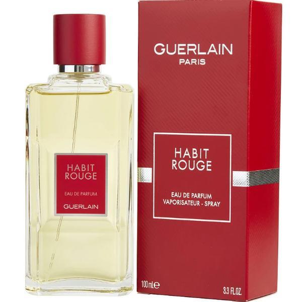 Apa de Parfum Guerlain Habit Rouge, Barbati, 100ml poza