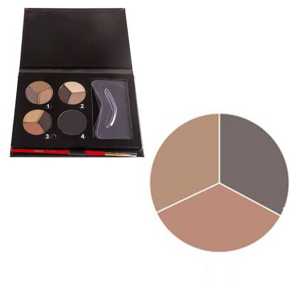 Rezerve Kit Definire Sprancene - Cinecitta PhitoMake-up Professional Kit Sopracciglia Refill nr 1