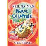 Noroc cu laptele...autor Neil Gaiman, editura Grupul Editorial Art