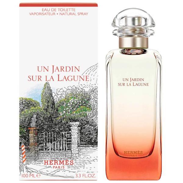 Apa de Toaleta Hermes Un Jardin Sur La Lagune, Unisex, 100ml poza