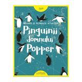 Pinguinii domnului Popper autor Richard Atwater editura Grupul Editorial Art