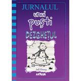 Jurnalul unui pusti Dezghetul(vol. 13)-Jeff Kinney editura Grupul Editorial Art