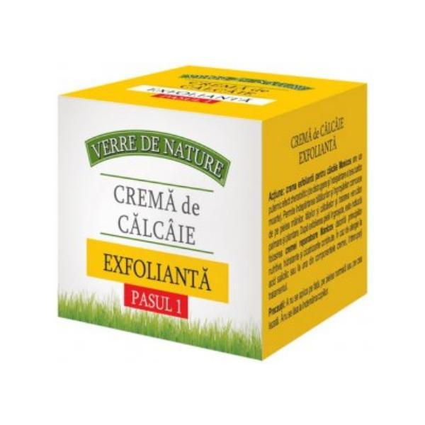 Crema Exfolianta pentru Calcaie (pasul 1) Manicos, 100ml imagine produs