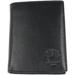 Portofel pentru barbati WESTPOLO PT231, piele naturala, calitate Premium, negru