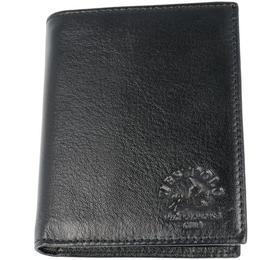Portofel pentru barbati WESTPOLO PT228, piele naturala, calitate Premium, negru