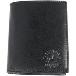 Portofel pentru barbati WESTPOLO PT249, piele naturala, calitate Premium, model negru