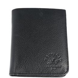 Portofel pentru barbati WESTPOLO PT218, piele naturala, calitate Premium, negru