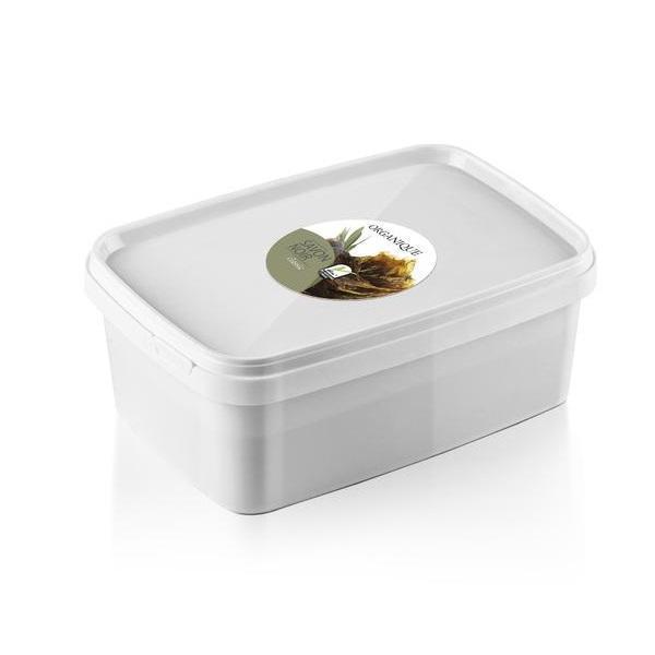 Crema sapun negru, Organique, 1000 ml imagine produs