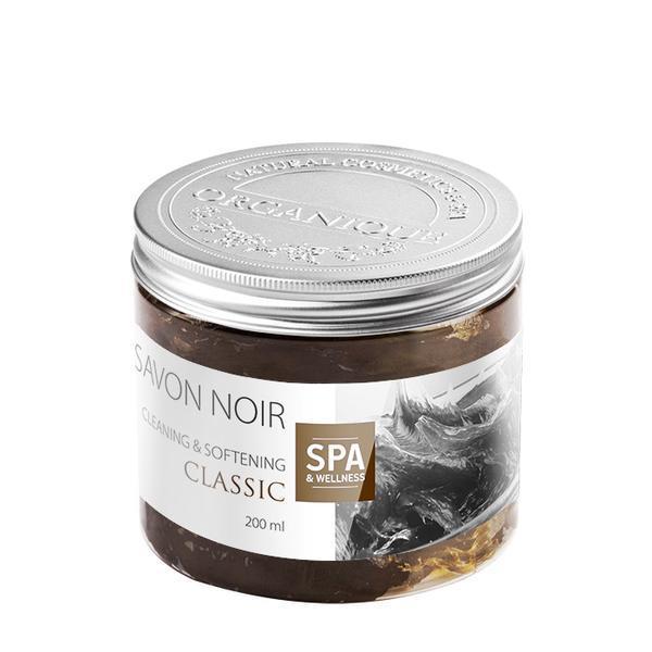 Crema sapun negru, Organique, 200 ml imagine produs