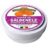 Crema cu Galbenele, Germeni de Grau, Catina si Miere Manicos, 15g