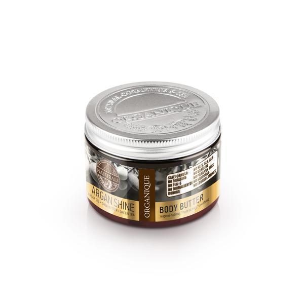 Unt de corp cu ulei de argan, Organique, 150 ml poza