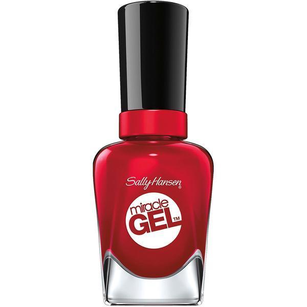 Gel Oja, 680 Rhapsody Red, Sally Hansen Miracle 14.7 ml imagine produs