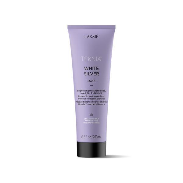 Tratament pentru par White Silver, Lakme, 250 ml