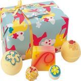 Set cadou Birds of Paradise, Bomb Cosmetics,(sapun, sare de baie) 600g