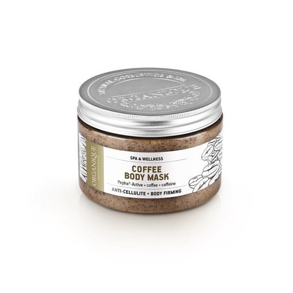 Masca anticelulitica cu cafea, Organique, 450 ml