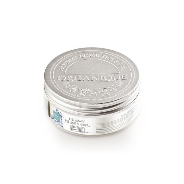 Exfoliant facial, enzimatic, Organique, 100 ml imagine produs