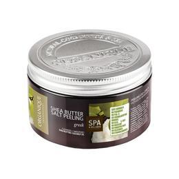 Exfoliant corp, cu shea si greeky, Organique, 450 ml de la esteto.ro