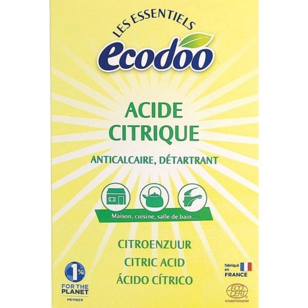 Solutie curatare - Ecodoo Acid citric 350g esteto.ro