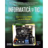Informatica si TIC. Programare in limbajul Python - Nusa Dumitriu-Lupan, Carmen Minca, Daniela Bejan, editura Corint