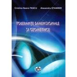Tolerante dimensionale si geometrice - Cristina Ileana Pascu, Alexandru Stanimir, editura Universitaria Craiova
