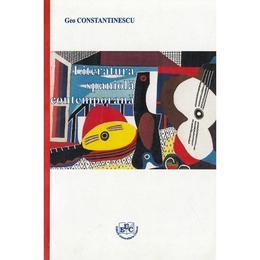 Literatura spaniola contemporana - Geo Constantinescu, editura Universitaria Craiova