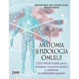 Anatomia si fiziologia omului. Teste pregatitoare pentru olimpiade - Mariana Mihai, editura Corint
