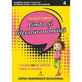 Limba si literatura romana - Clasa 4 - Pregatirea pentru concursuri, olimpiade scolare - Georgiana Gogoescu, editura Casa Cartii