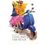 Toscana tur-retur - Asa Hellberg, editura Baroque Books & Arts