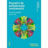 Povestiri de psihoterapie romaneasca - Vasile Dem. Zamfirescu, editura Trei