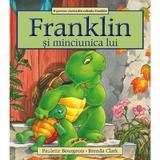 Franklin si minciunica lui - Paulette Bourgeois, Brenda Clark, editura Katartis