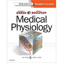 Boron Medical Physiology autor Walter Boron editura Elsevier Saunders