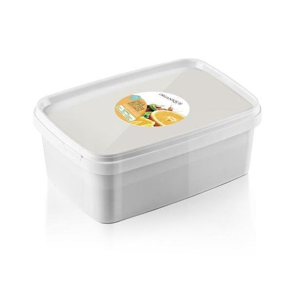 Balsam corporal cu shea, chilli si portocale, Organique, 1000 ml imagine produs