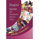Pagini alese din literatura pentru copii Vol.1, editura Epigraf