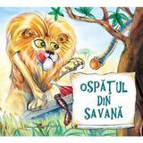 Ospatul din savana - Cristina Duca, editura Epigraf